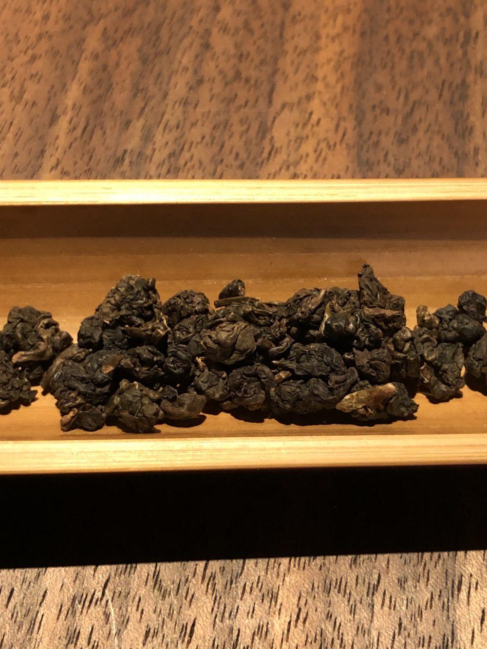 梨山重炭焙30g